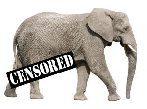 censor elephant